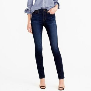Point Sur for J Crew Hightower skinny jeans 25